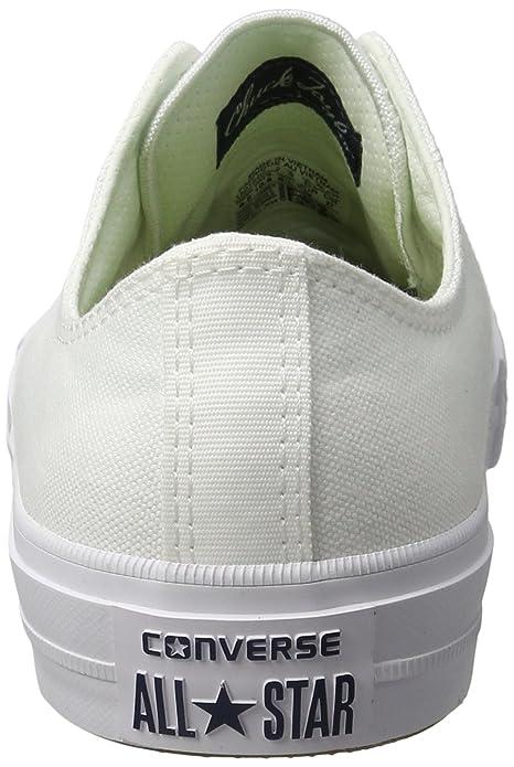 0bd13a64142 Converse Men s Ct Ii Ox Sneakers  Amazon.co.uk  Shoes   Bags