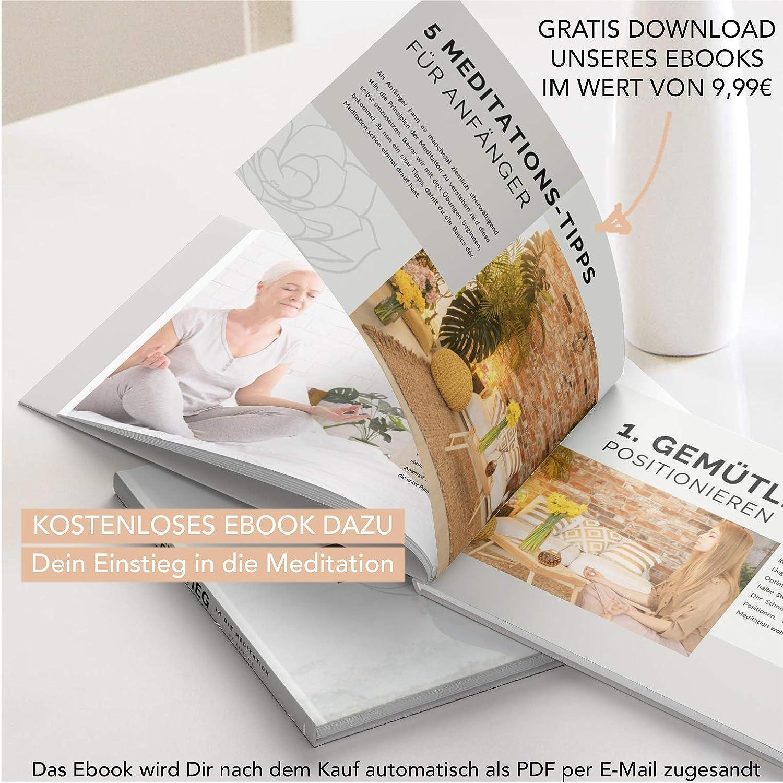 aGreenie Bolsa de Yoga Diseño Time for Matness – 100% algodón ...
