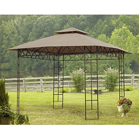 Sunjoy Replacement Canopy for Belvedere Gazebo  sc 1 st  Amazon.com & Amazon.com: Sunjoy Replacement Canopy for Belvedere Gazebo: Garden ...