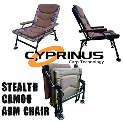 Sporting Goods NEW JRC Stealth x light Reclining High Back