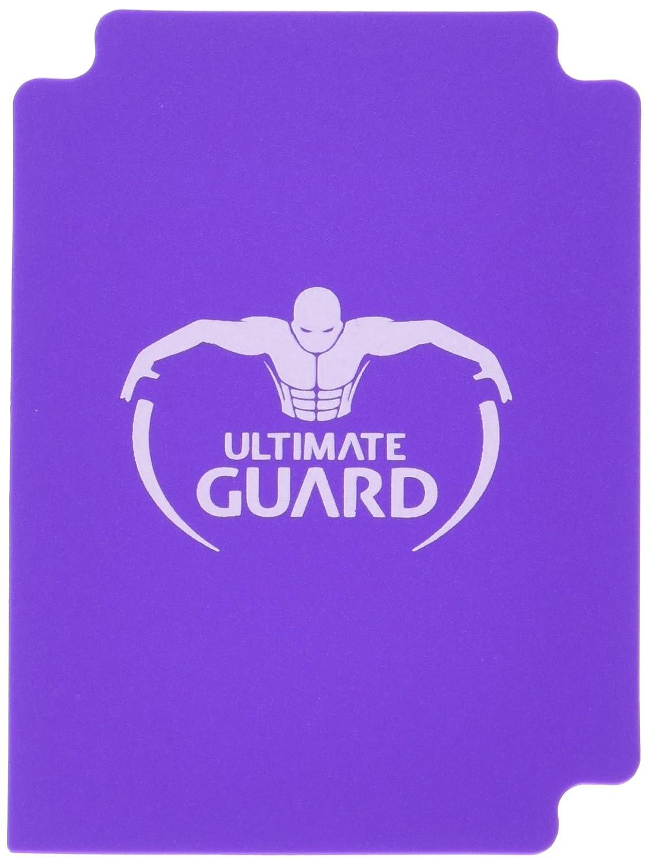 Ultimate Guard divisori per schede Standard, Verde Chiaro