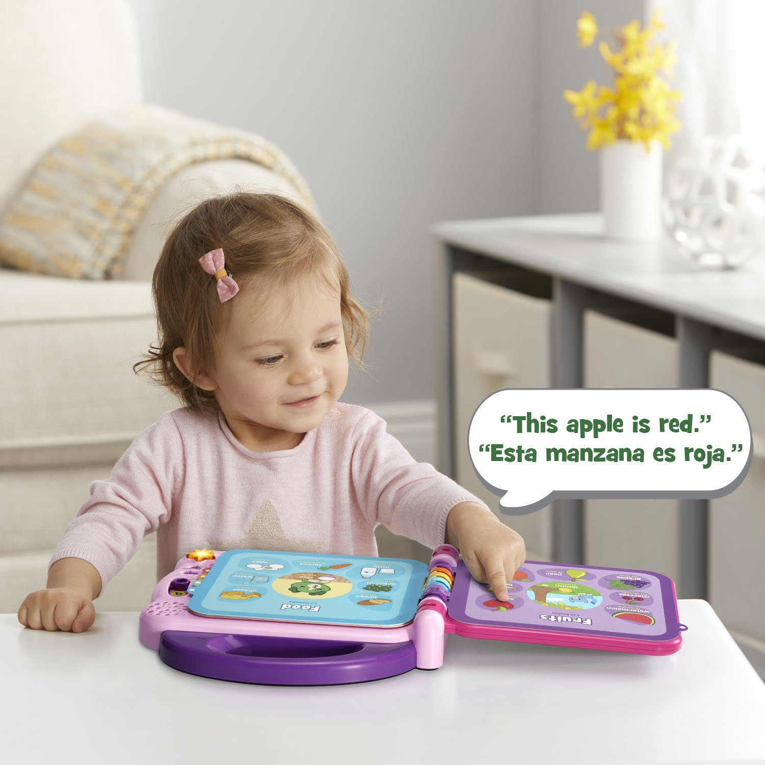 LeapFrog Scout and Violet 100 Words Book (Amazon Exclusive) by LeapFrog (Image #5)