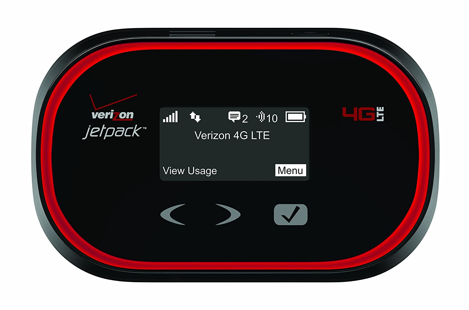 Verizon MiFi 5510L Jetpack 4G LTE Mobile Hotspot (Verizon Wireless)