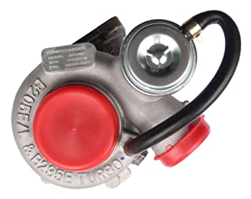 gt1752s GT1752 GT17 Turbo turbocompresor para Saab 9 - 3 9 - 5 B205 B235 B308 2.0 2.3 3.0 452204: Amazon.es: Coche y moto