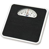 Gvc Large Surface Iron Analog Weighing Scale (Black)
