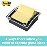 Post-It Pop-Up Notes-Clear Top Pop-Up Note Dispenser For 3 X 3 Self-Stick Notes