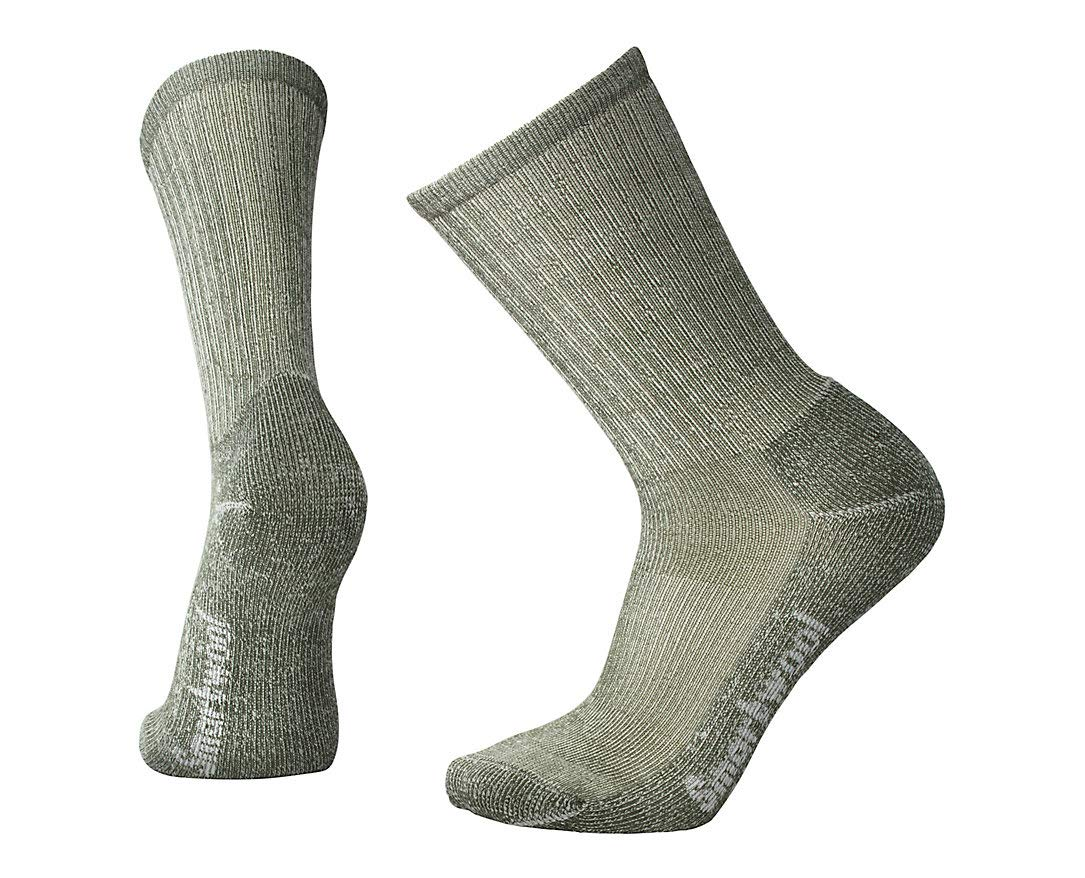 Smartwool PhD Outdoor Light Crew Socks - Men's Hike Wool Performance Sock by Smartwool