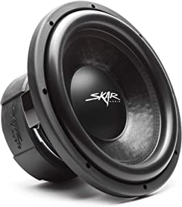 "Skar Audio DDX-12 D2 12"" 1500 Watt Max Power Dual 2 Ohm Car Subwoofer"
