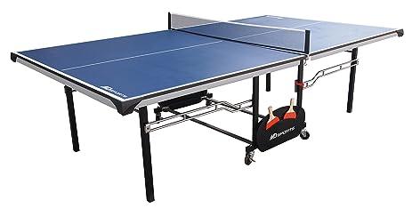 Medal Sports Table Tennis Table (2 Piece), 9 Feet