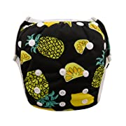 babygoal Reusable Swim Diaper, Washable Swimsuits for Babies 0-2 Years, Swimming Lessons SW13