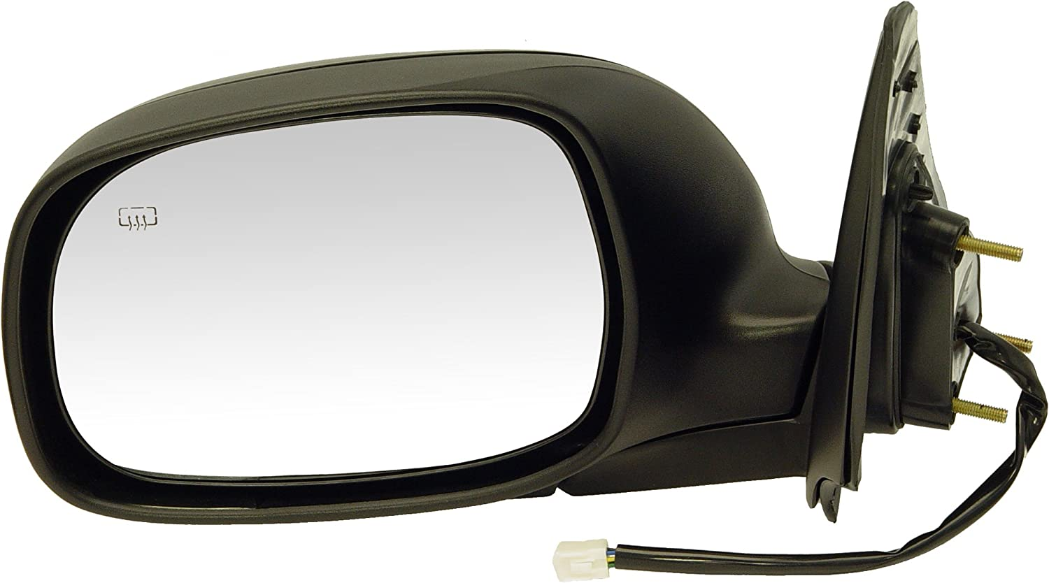 Fits Toyota Sequoia Tundra Truck Drivers Side View Power Mirror Ready-to-Paint