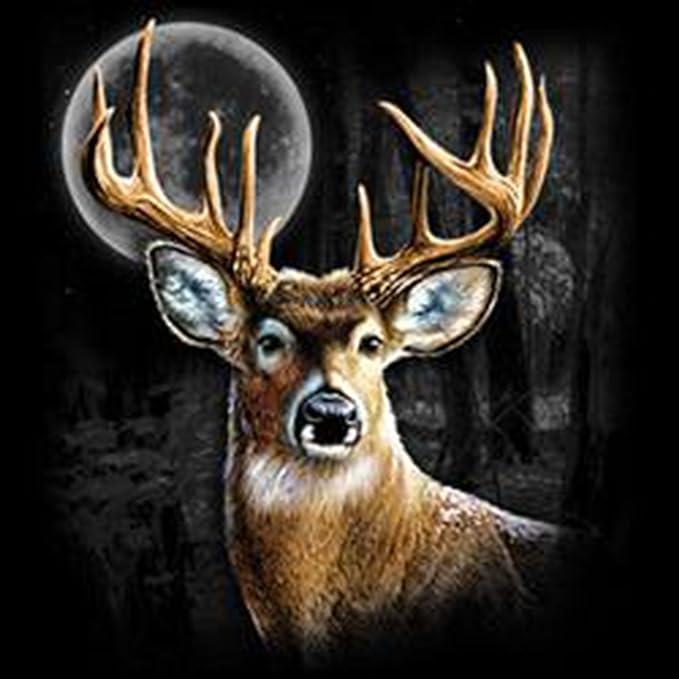 Langarmshirt Herren Whitetail Wilderness Jäger Motiv Jagen Geschenk für  Jäger zur Jagd Hobby Jäger Jagdprüfung: Amazon.de: Bekleidung