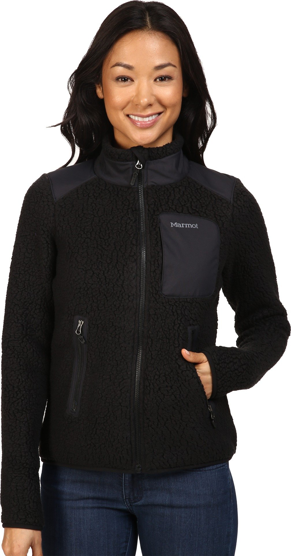 Marmot Women's Wiley Jacket Black Large