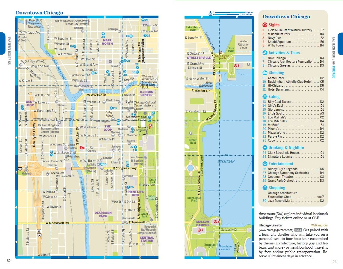 Lonely Planet Route  Road Trips Travel Guide Lonely Planet - Road trip route 66 usa