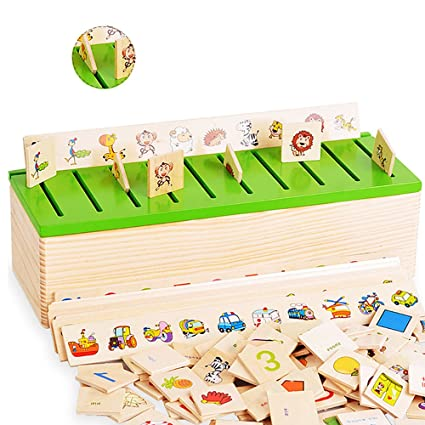 Puzzle Efanty Aprendizaje De Para Madera NiñosJuguete htrQsd