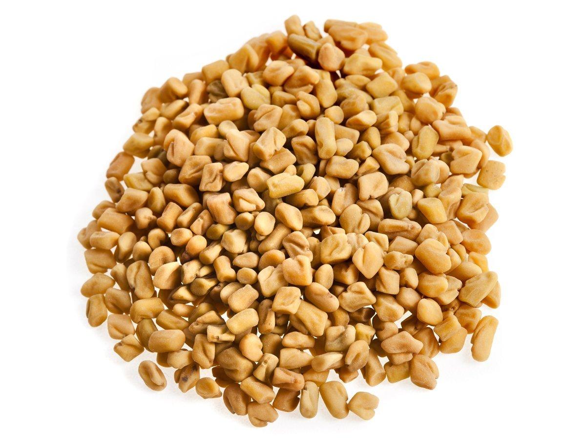 MohanStores Pure Ceylon Sri Lankan Hearbal Spices Fenugreek Seeds (450 Grams [1 LB])