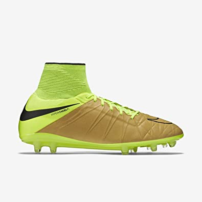 c67579b8f675 nike hypervenom phantom II LTHR FG mens football boots 747501 soccer cleats  (8, canvas