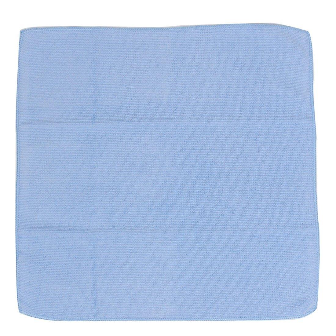 Amazon.com: eDealMax fibra de cocina Tazón de limpieza toallas de Tela limpiador 40 x 40 cm Azul: Health & Personal Care