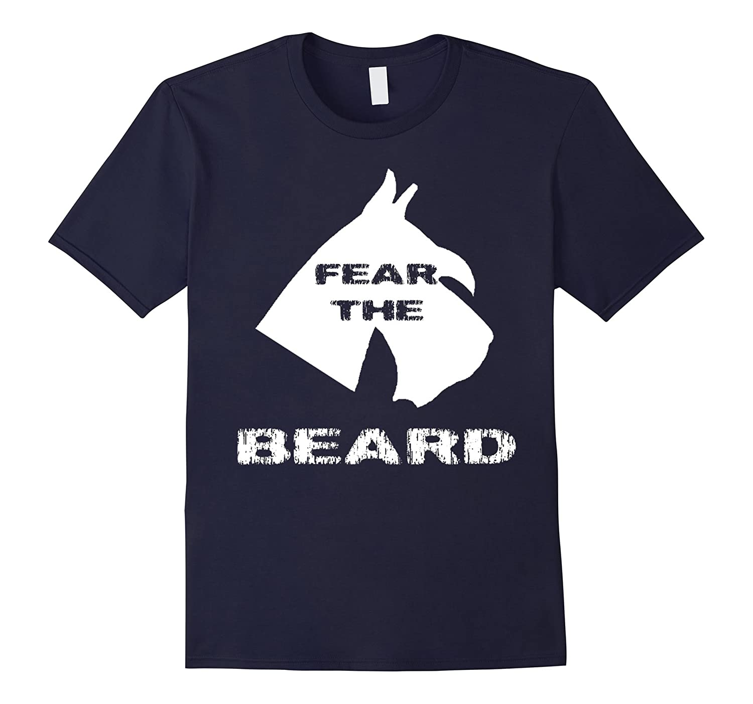 Fear the beard Schnauzer Shirts - Love Schnauzer-TD