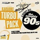 Zoom Karaoke CD+G Turbo Pack - 1990s/Nineties - 10 Discs [Card Wallets]