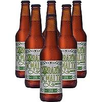 Cerveza Artesanal IPA, Corazón de Malta, BeerPack con 6 botellas de 355 ml c/u