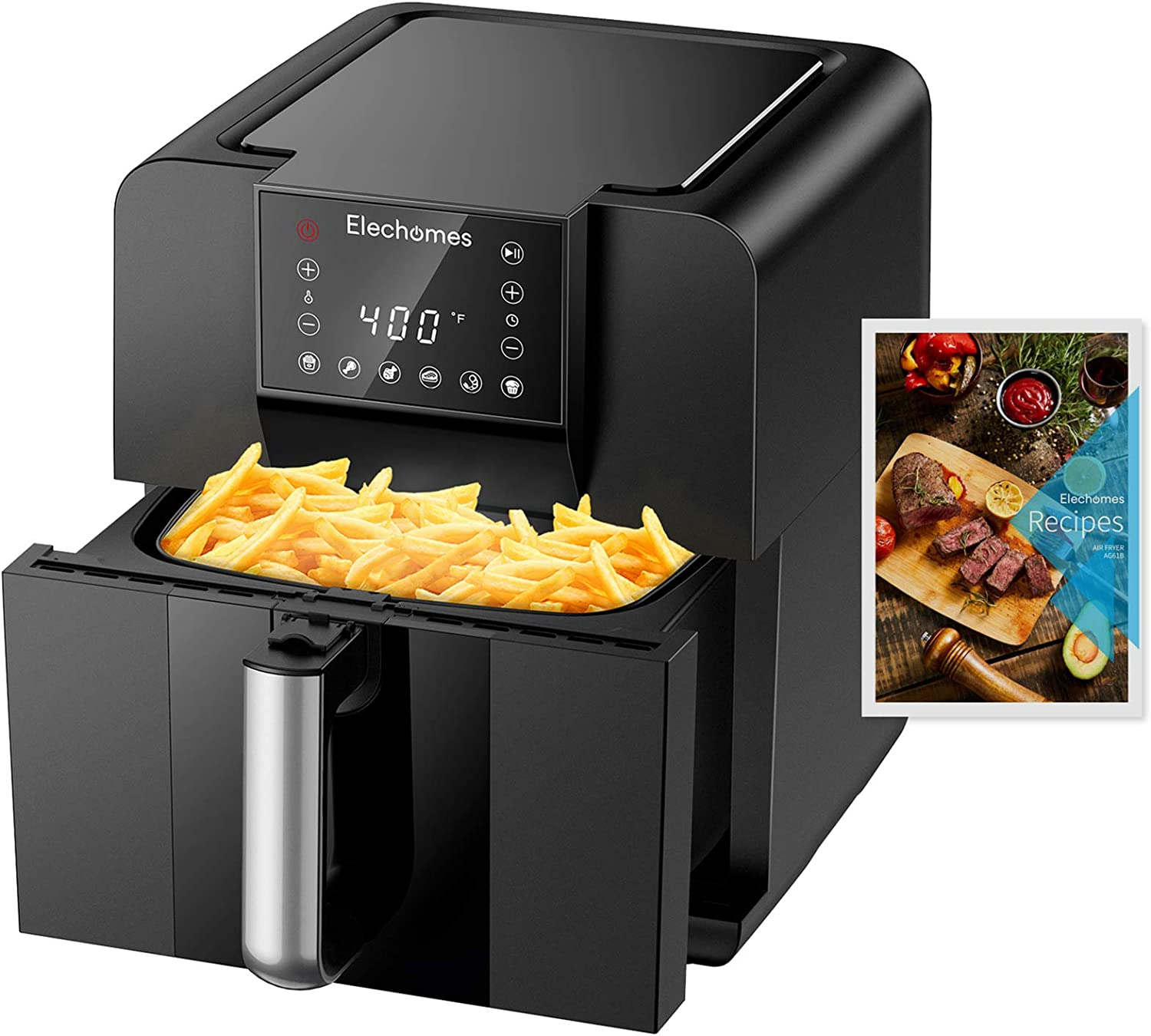Check out 55 Best Air Fryers You Can Get On Amazon For Home Frying at https://diyprojects.com/air-fryer-amazon/