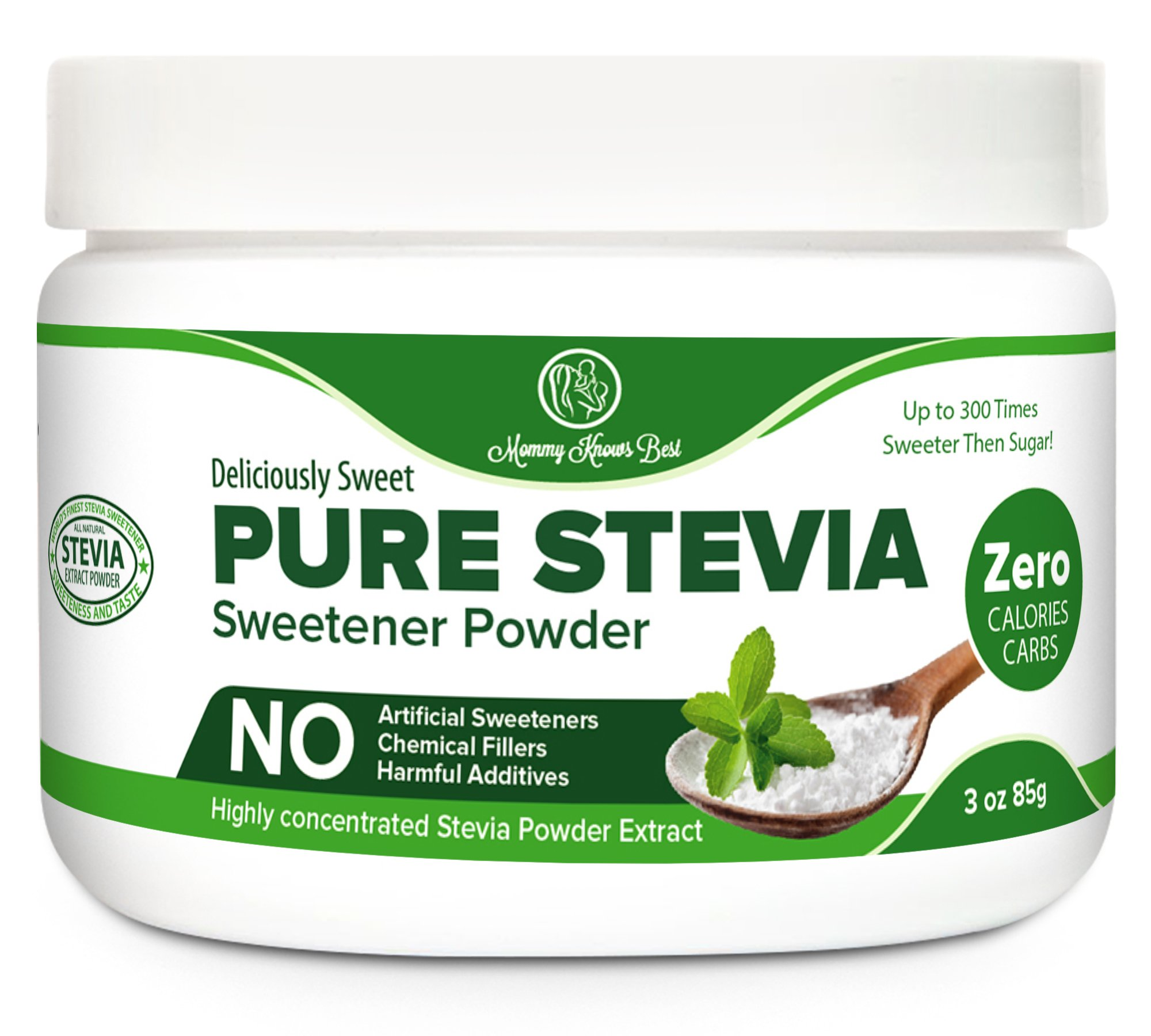 Stevia: sweet but NOT harmful 71