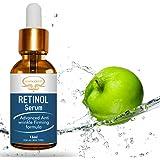 cosmoderm® Retinol Serum Vitamin A with Hyaluronic Acid, Vitamin A, C - Anti Wrinkle Anti Aging Facial Serum