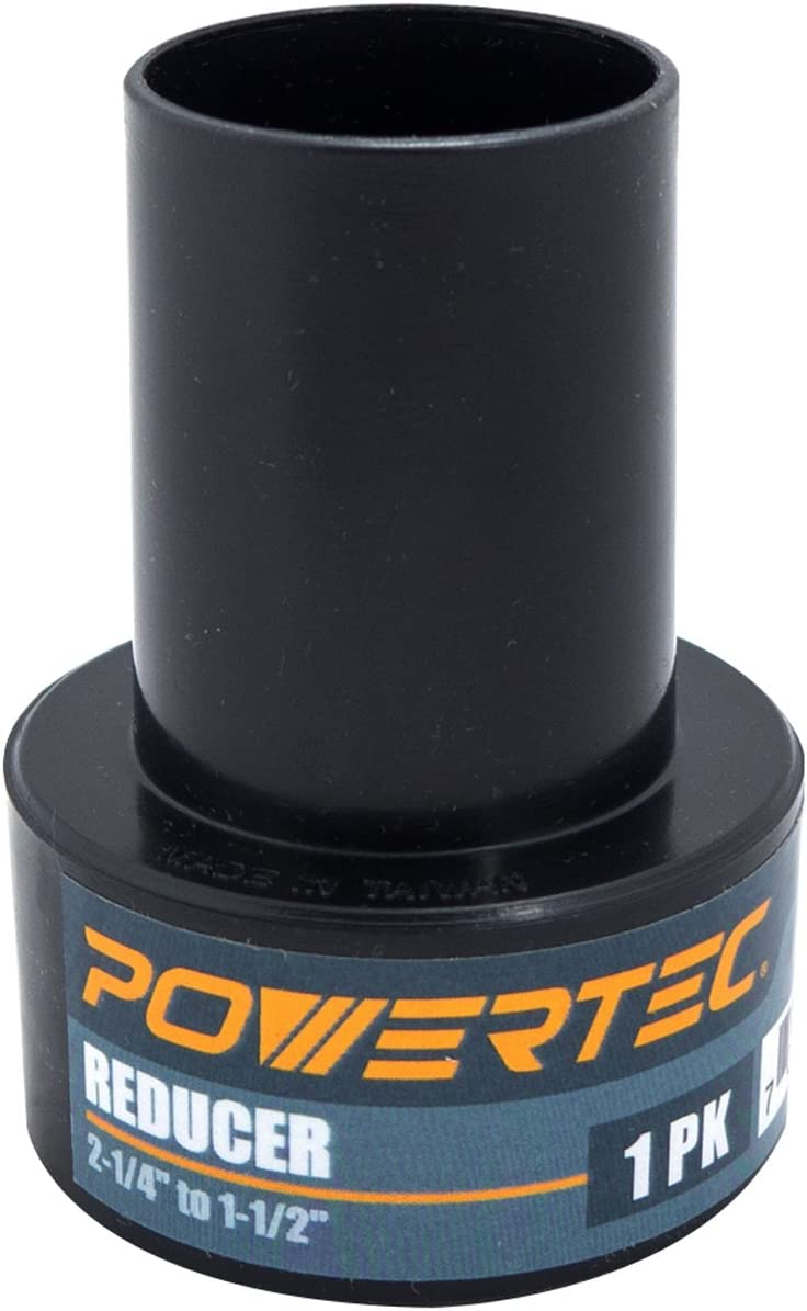 "POWERTEC 70164 2-1/4"" OD to 1-1/2"" OD Reducer"