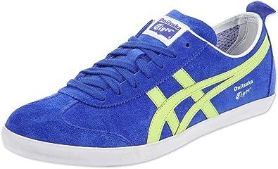 pretty nice 84bce 7a99f Onitsuka Tiger Mexico 66 Vulc Sneaker Royal Blue /: Amazon ...