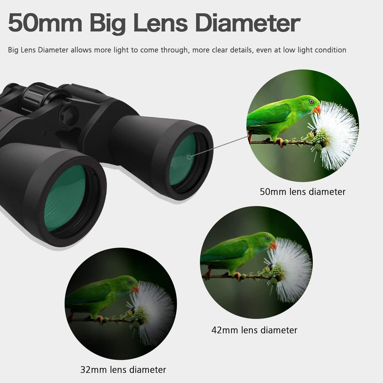 Skygenius 10 X 50 Leistungsstarkes Fernglas Für Kamera