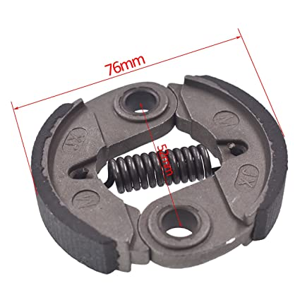 Amazon.com : JRL Embrague Clutch Assembly Part For HONDA GX31 GX35 Strimmer Bush Cutter 76mm : Garden & Outdoor