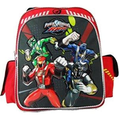 """durable service 1 PC. Toddler 12"""" Power Rangers Backpack"""