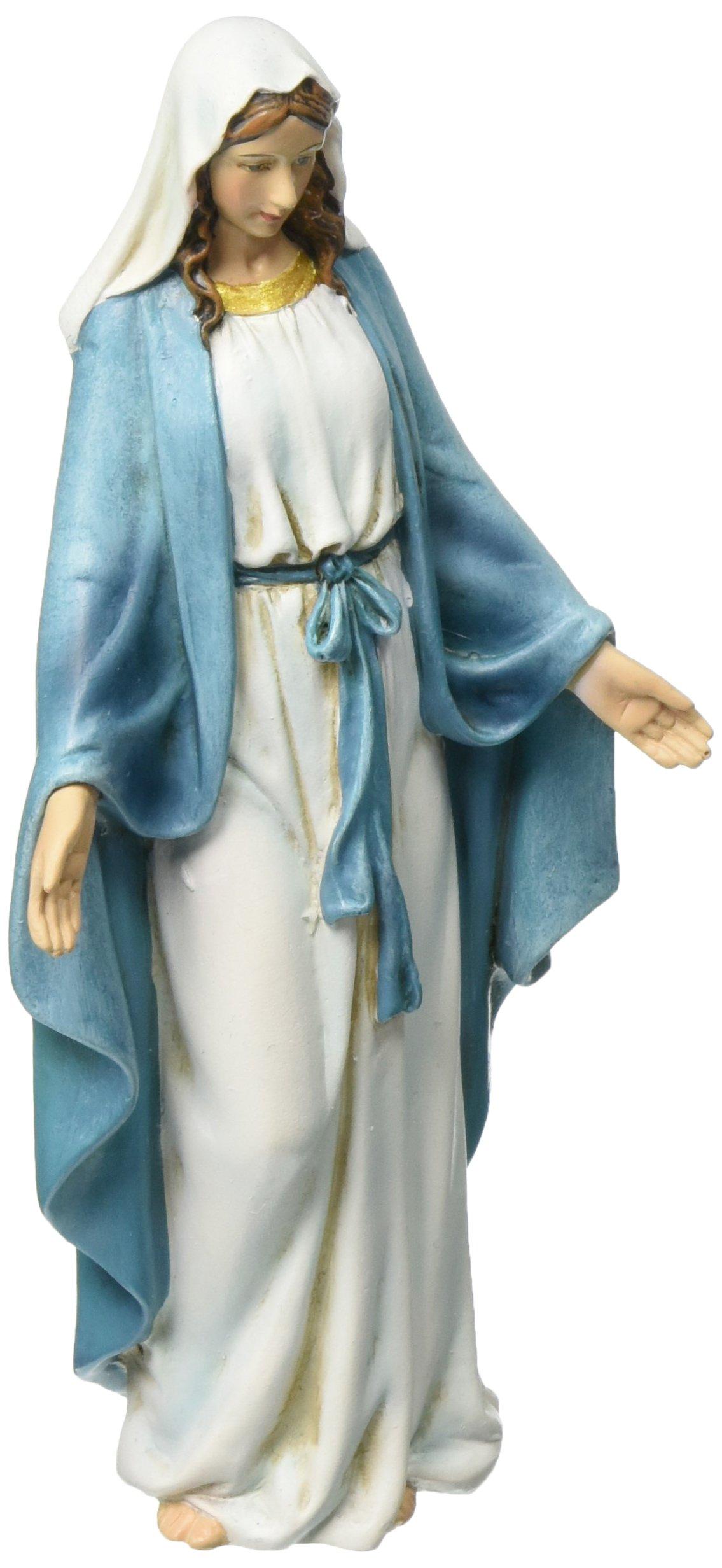 Renaissance Collection Joseph's Studio by Roman Exclusive Our Lady of Grace Figurine, 6-Inch (60686)