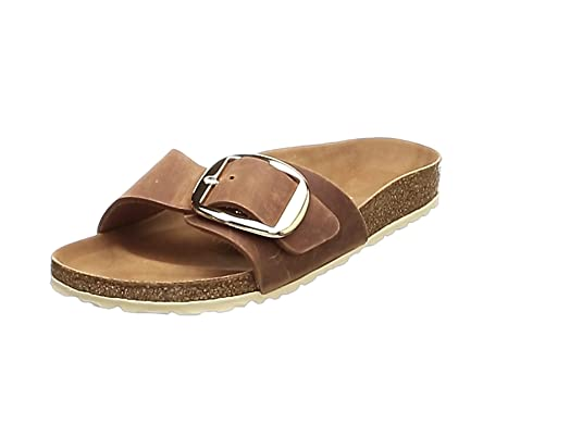 Birkenstock Madrid Big Buckle, Ciabatte Donna