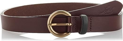 TALLA 60. Levi's Larkspur Cinturón para Mujer