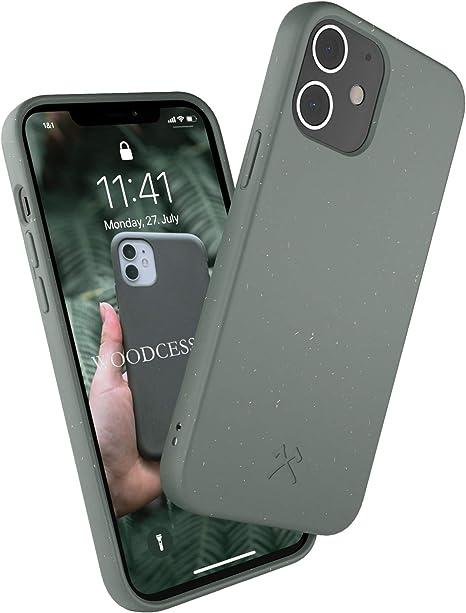 Woodcessories Handyhülle Kompatibel Mit Iphone 12 Elektronik