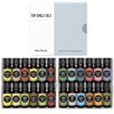 Edens Garden Top Essential Oil 24 Set, Best 100% Pure Aromatherapy Intro Kit (For Diffuser & Therapeutic Use), 10 ml
