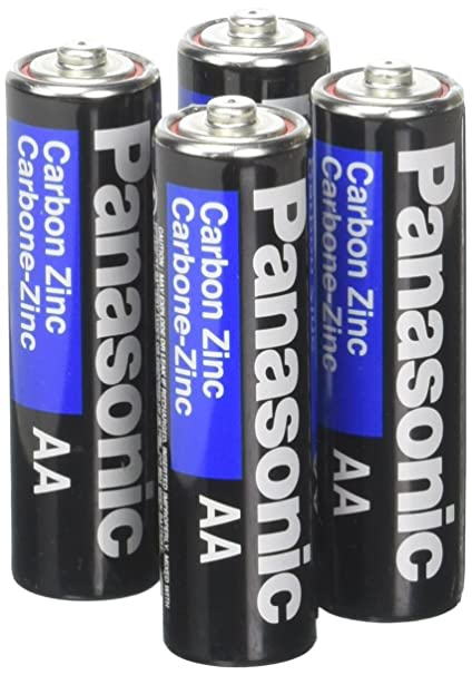Amazon Panasonic Heavy Duty AA Battery 4 Pack Toys Games