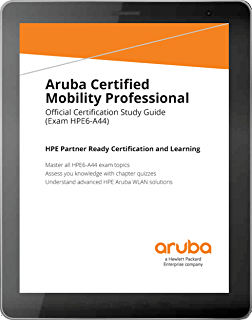 Amazon com: Aruba Certified Switching Professional: Official