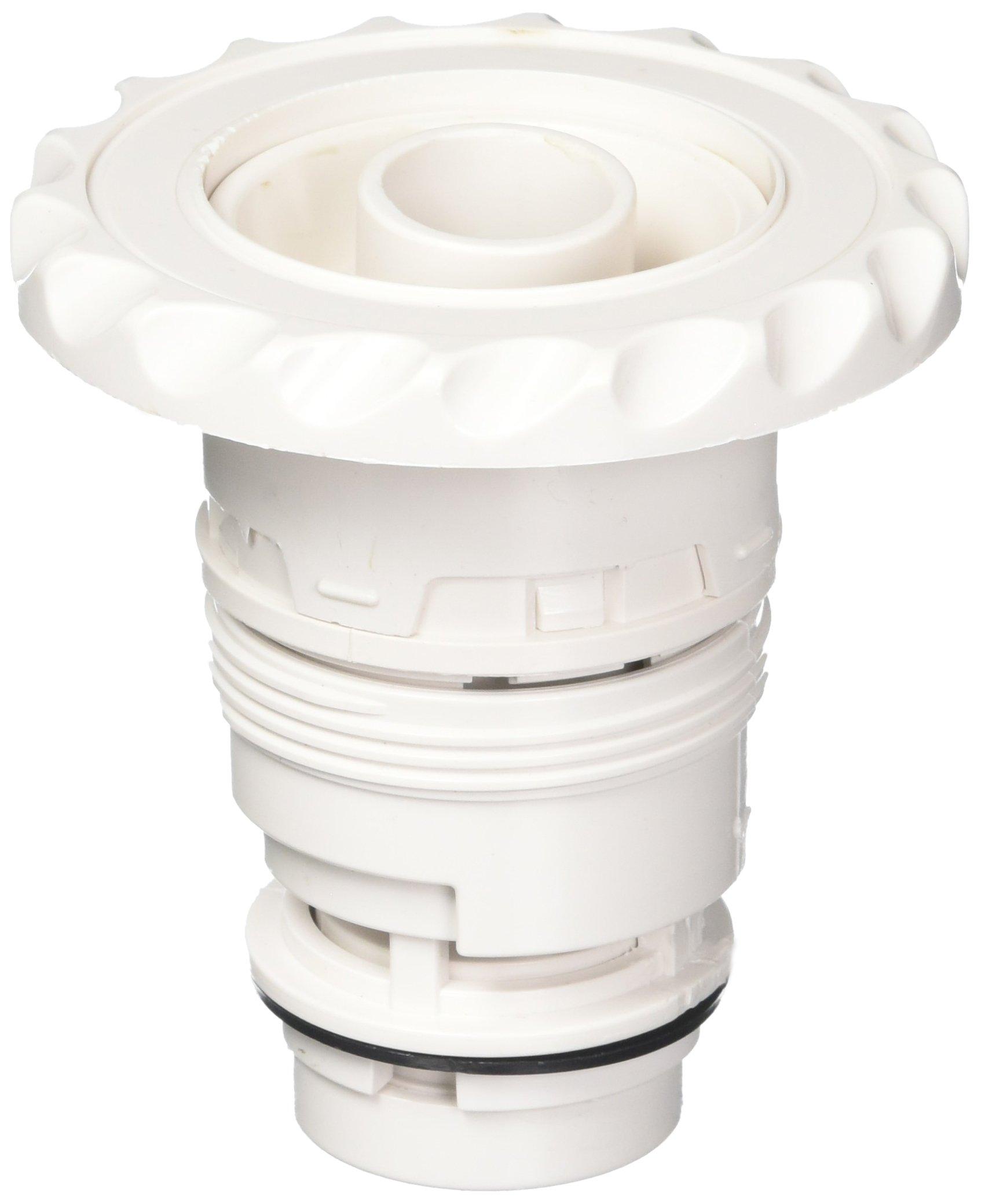 Waterway Plastics 806105021465 Internal White Adjustable Deluxe Poly Jet
