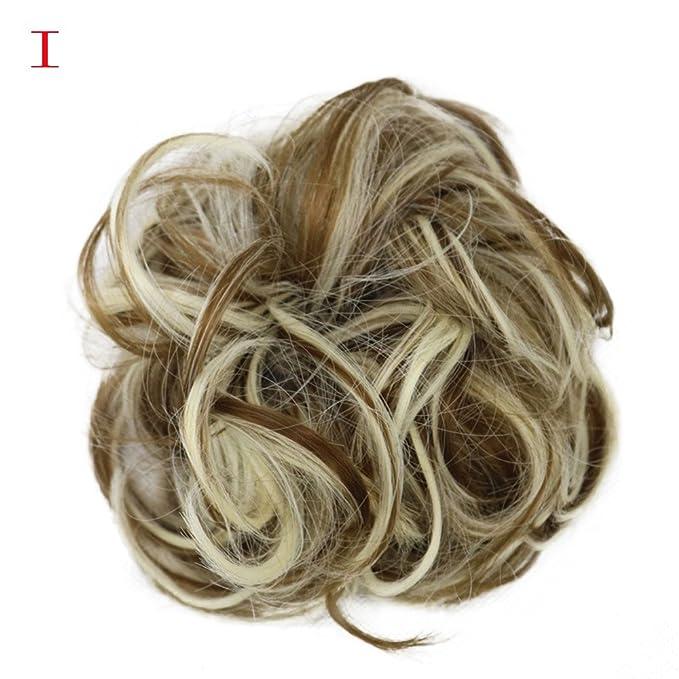 Darringls_peluca,Rizado desordenado de Las Mujeres del Pelo Twirl ...