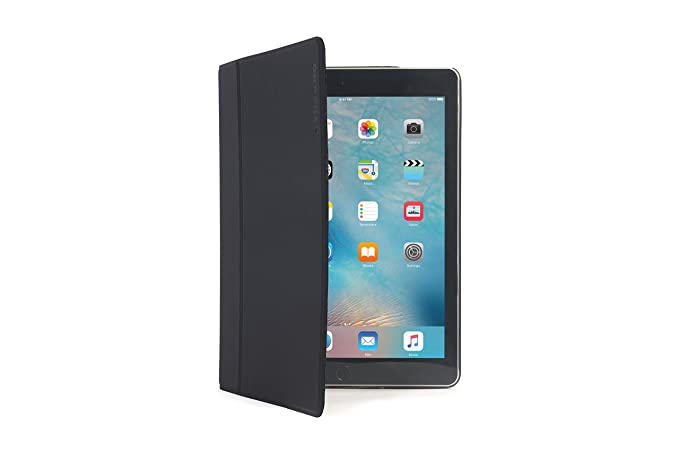 "1 opinioni per Tucano Giro 9.7"" Folio Black- tablet cases (Folio, Black, Leather, Apple,- iPad"