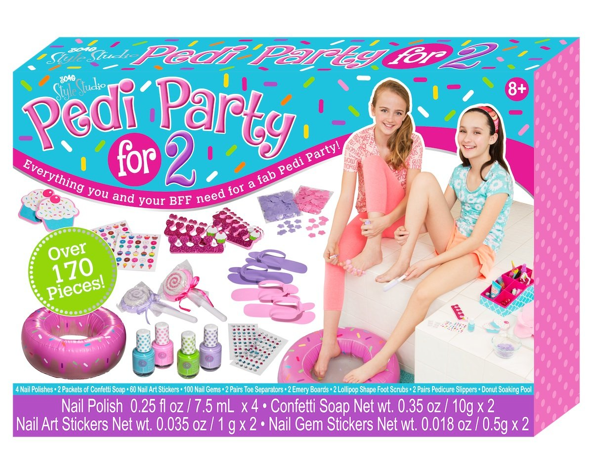 3C4G Sugar Shack Deluxe Pedi Party, Set of 2 by 3C4G (Image #2)