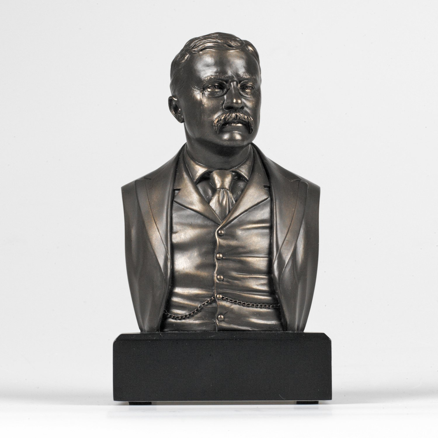 Theodore Roosevelt Bust by Great Americans