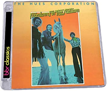 Freedom For The Stallion Expanded Ed The Hues Corporation
