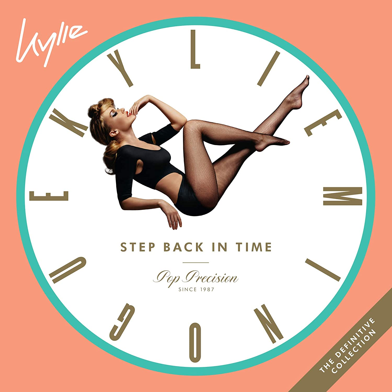 Kylie Minogue - Step Back In Time Edición Deluxe: Kylie Minogue ...