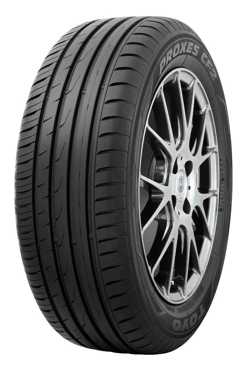 ★ゴムバルブ付 サマータイヤ SUV 4WD 195/60R16 89H CF2 トーヨー プロクセス B06ZZ654V3