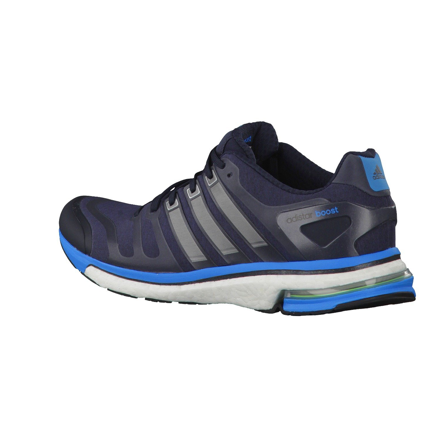 promo code 49f02 bda17 adidas Adistar Boost Running Shoes - 14.5 Black Amazon.co.uk Shoes  Bags