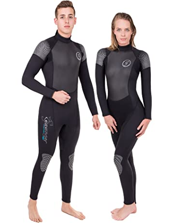 c8a7508fe6 Seavenger Odyssey 3mm Neoprene Wetsuit with Stretch Panels for Snorkeling